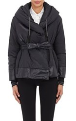 Bacon Women's Hooded Jacket Black
