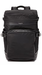 Michael Kors Kent Nylon Cycling Backpack Black