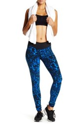 New Balance Tight Fit Pant Blue