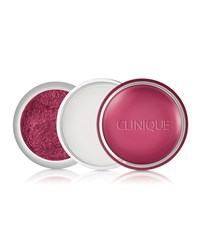 Clinique Sweet Pots Sugar Scrub And Lip Balm Sweet Rose