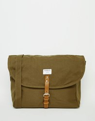 Sandqvist Ground Jack Messenger Bag Green