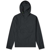 Paul Smith Ripstop Popover Hooded Cagoule Blue