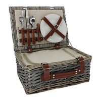 Amara 2 Person Chipwood Hamper