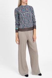 Missoni Women S Alpaca Space Dye Jumper Boutique1 Multi