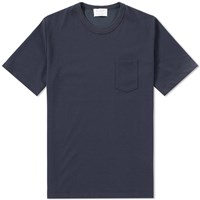Edifice Pocket Tee Blue
