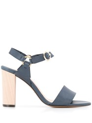 Tila March Whitney Sandals Blue
