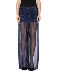 Andy Warhol By Pepe Jeans Trousers Casual Trousers Women Dark Blue
