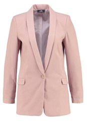 Wallis Boyfriend Blazer Neutral Beige