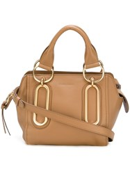 See By Chloe Small 'Paige' Tote Nude And Neutrals