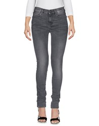 Selected Femme Jeans Grey