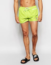 Oiler And Boiler East Hampton Swim Shorts Green