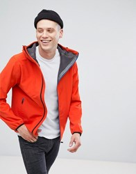 North Sails Storm Cheater Jacket In Orange Orange 0730