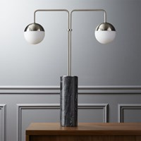 Cb2 Empire Table Lamp