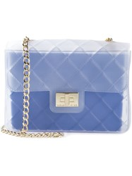 Designinverso 'Taormina' Shoulder Bag Blue
