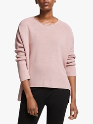 Eileen Fisher Merino Wool Jumper Sugar Plum