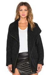 Lovers Friends X Revolve Merci Coat Black