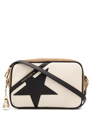 Golden Goose Star Crossbody Bag Brown