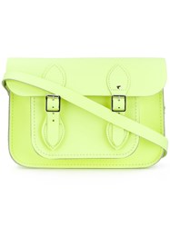 The Cambridge Satchel Company 11 Inch Yellow Orange