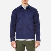 Garbstore Men's Flight Shirt X2 Blue
