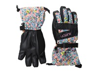 Burton Girls' Glove Youth Sweetpea Confetti Floral Extreme Cold Weather Gloves Multi