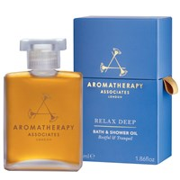 Aromatherapy Associates Relax Deep Bath And Shower Oil 55Ml