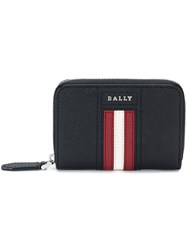 Bally Tivy Coin Wallet Black
