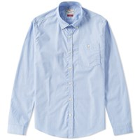 Barbour Damien Shirt Blue