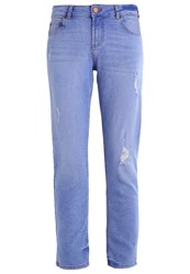 Dorothy Perkins Corey Relaxed Fit Jeans Blue