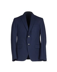 Lab. Pal Zileri Suits And Jackets Blazers Men Dark Blue