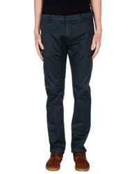 Gold Case By Rocco Fraioli Casual Pants Slate Blue