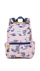 State Mini Kane Backpack Swan Print