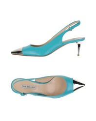 The Seller Footwear Courts Women Turquoise