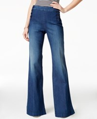 Nydj Claire Cleveland Wash Sailor Flared Jeans