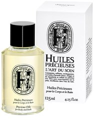 Diptyque 125Ml Precious Oils For Body And Bath Transparent