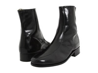 Nunn Bush Bristol Side Zip Ankle Boot Black Men's Boots