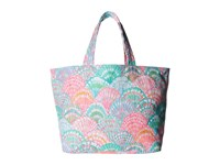 Lilly Pulitzer Beach Tote Multi Oh Shello Accessories Tote Handbags