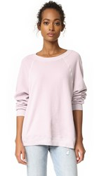 Wildfox Couture Sommers Sweatshirt Lilac Dawn