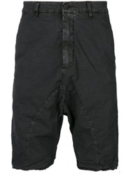 Poeme Bohemien Unseen Pocket Trousers Black