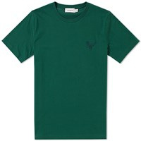 Coach Rexy Patch Tee Green