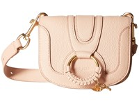 See By Chloe Hana Mini Shoulder Bag Powder Shoulder Handbags Beige