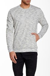 Vanishing Elephant Crew Neck Pullover Multi