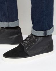 Jack And Jones Major Warm Mid Trainers Black