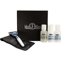 John Allan's Men's Shorty Razor Box Set No Color