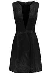 Morgan Cocktail Dress Party Dress Noir Black