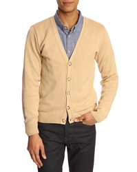 Menlook Label J12 Beige Cardigan