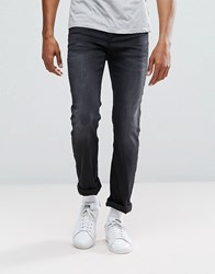 Boss Orange By Hugo 63 Slim Fit Jeans In Grey Grey Wash 004