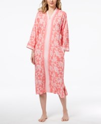 Charter Club Printed Woven Caftan Created For Macy's Ethnic Paisley