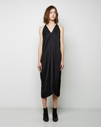 Zero Maria Cornejo Long Hara Dress Black