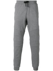 Belstaff Cuffed Track Trousers Grey