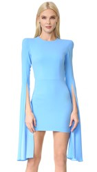 Alex Perry Jade Dress Powder Blue